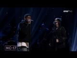 Noah Cyrus feat. Labrinth - Make Me (Cry) (The Tonight Show Starring Jimmy Fallon - 2017-01-30)