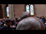 St Mary's Cathedral carol service with recitation of the Quran by Sheikh Subhani