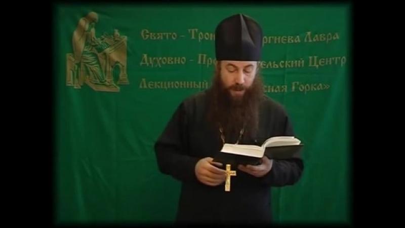 «Душа после смерти». Священник Димитрий Беженарь » Freewka.com - Смотреть онлайн в хорощем качестве