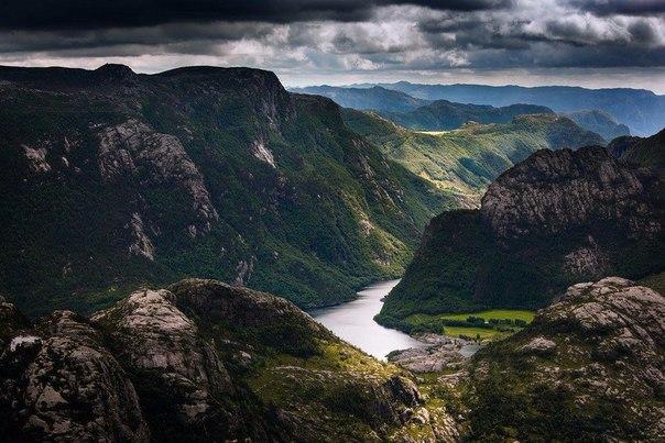 Роскошные пейзажи Норвегии - Страница 3 IlBLlmcxOrA