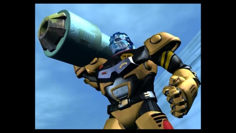War Planets: Shadow Raiders / Планета монстров - 01. Behold the Beast / 01. Атака Монстров (1998) - [ENG]