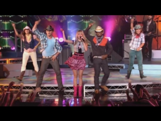 Hannah Montana - Ice Cream Freeze (Lets Chill) - Live HD