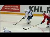 Кубок Гагарина 2017, Локомотив - Динамо Мн 4-1 (Серия 4-1)