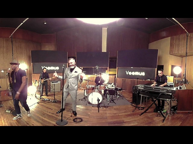 Electro Deluxe Big Band 360 VR Video spatial audio - Majestic ft. DJ Greem (C2C) Raashan Ahmad