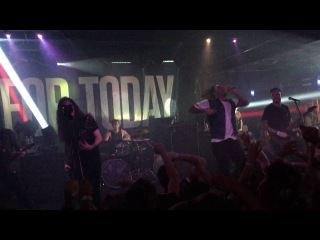 For Today - Fight The Silence FULL SONG @ For Today Farewell Tour 2016