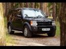 Land Rover Discovery 3 '08 200 т км - технический коллапс. Тест-драйв, проблемы, 0-100,100-0, 402м.