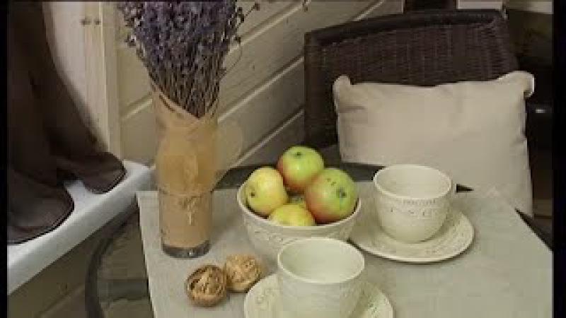 Французское кафе в панельной многоэтажке - Удачный проект - Интер