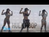 Hula Hula Hoop Daddy Yankee blue music
