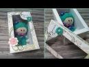 DIY КАК УПАКОВАТЬ КУКЛУ своими руками 1 часть 🌺 TULINA gift packaging for the doll 1 part