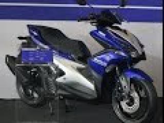 2017 Yamaha NVX 155 (Aerox 155)