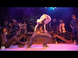 LES TWINS vs. KIDA the GREAT and JABARI TIMMONS  Exhibition Battle, DNA Lounge SF