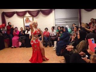 DIVA DARINA 2015 Amsterdam, 8March Celebration in Arab Community
