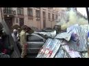 2 мая Одесская дружина и милиция за баррикадами/Militia Odessa police behind barricades