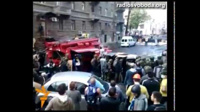 Cилове протистояння між проукраїнськими силами та сепаратистами в Одесі