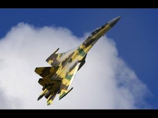 Хозяин Сирийского неба Су-35С