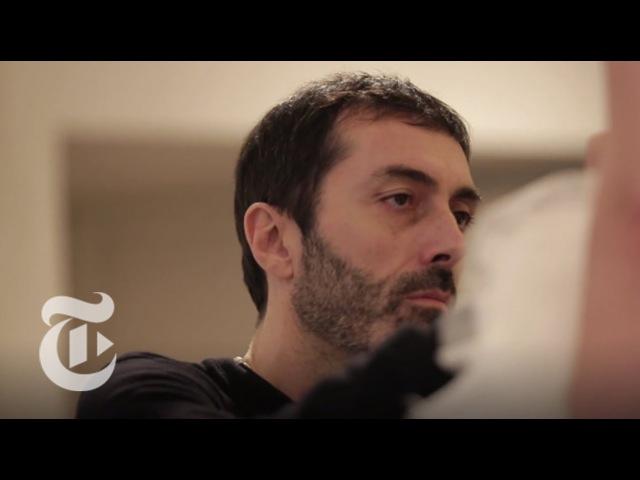 Giambattista Valli Interview | In The Studio | The New York Times