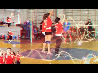 волейбол среди девушек/город глухов