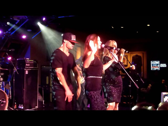 Bananarama - Look On The Floor (Hard Rock Cafe, Las Vegas NV 10/15/12)