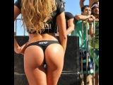 Красивая попка 18+ Спортивная мотивация для девушек 18+ Woman Sports Motivation 18+ 