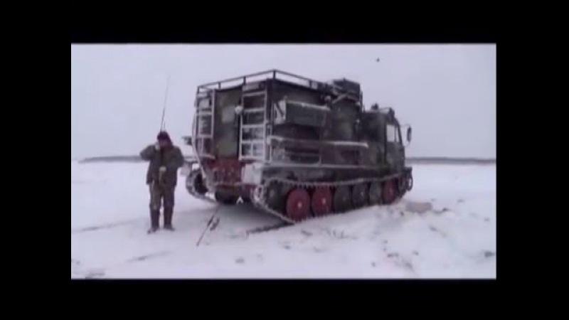 Рыбалка на спининг(мидл-лайт класс) Голец Певек Chukotka.Russia.Fishing Part 3