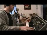 Moog Funk Soul R&ampB Talkbox Demo