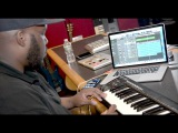 Remy Martin Producers Makes A Beat ON THE SPOT - Soultronik ft Ovalord x D Dave