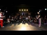 Hoan vs Crazy Duck Keep Funk Life Vol.1 Popping Qualifier Final