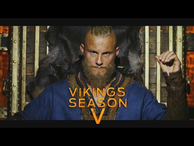 Vikings Season 5 Tribute - The return of Ragnar | HD