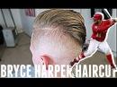 BARBER TUTORIAL : BRYCE HARPER HAIRCUT HD !