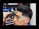 HAIRCUT TUTORIAL: SEAN O'DONNELL TAPER FADE BLOW DRY AND STYLE