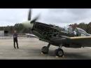 Spitfire MK XVI First Engine Run in 17 Years