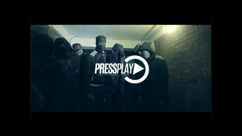 410 Y.AM X Blackz X Asbo - Trap N Bang (Music Video) @itspressplayent