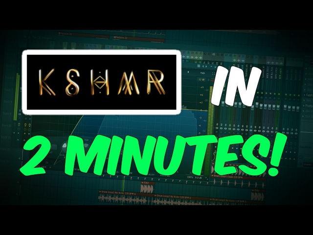 How To Make KSHMR Style Of Track in 2 Minutes?!