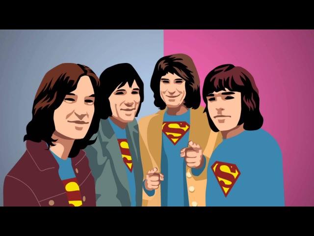 Superman-Elektra- The Kinks (@alvar0rtega)