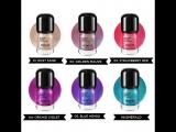 Лак для ногтей Glitter & Pastel Metals