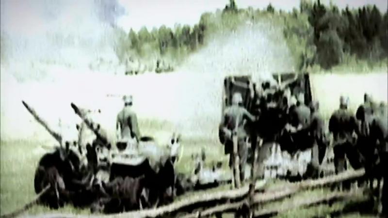 Вторая мировая война в цвете HD 4 Нападение на Восточную Европу