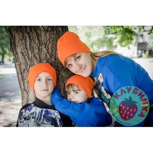 КлубникаКидс-яркие шапочки для всей семьи.СОБИРАЕМ.