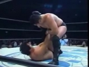 Akira Maeda vs Nobuhiko Takada (5th fight)