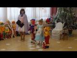Новогодний утренник в Окском детском саду (4 запись)