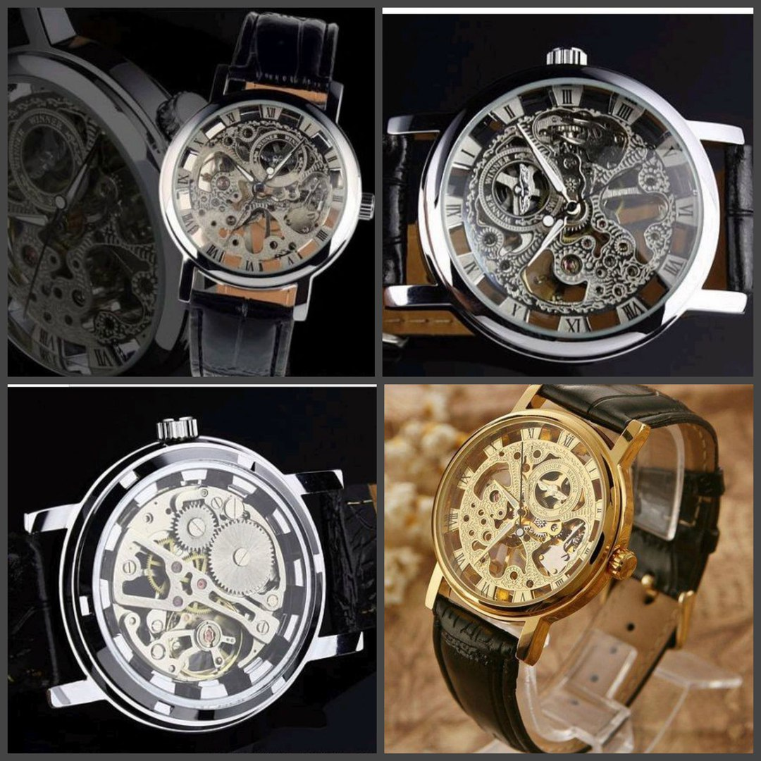 Оригинальные часы Скелетоны на официальном сайте купить за 2890 руб