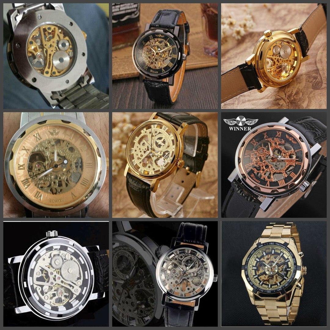 Модели часов Skeleton купить от 1790 руб в интернет магазине на официальном сайте