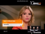 Hot Chelle Rae - Honestly (BridgeTV)