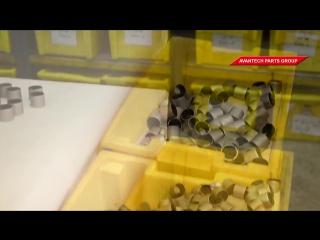 AVANTECH - сайлентблоки и втулки подвески