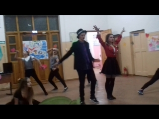 Танец Красной королевы