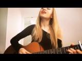 Бумбокс - вахтёрам (Милая блондинка шикарно поет , красивый голос)