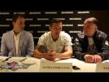 🎬 Александр Усик о братьях Кличко: «Они очень много сделали для украинского бокса и для страны в целом»