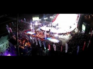 Кубок мира FIS по фристайлу в дисциплине лыжная акробатика. Как это работает