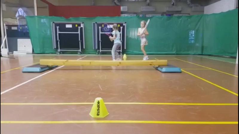 Способы развития баланса, равновесия , координации ног ,игрового ритма и тактики по программеTENNIS 2x5