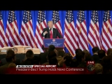 Trump tells reporter You are fake news by sonofthebronx CBS 2 News at Noon CBS
