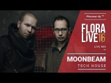 Moonbeam tech house Live @ FLORA LIVE 16 @ Pioneer DJ TV Novosibirsk